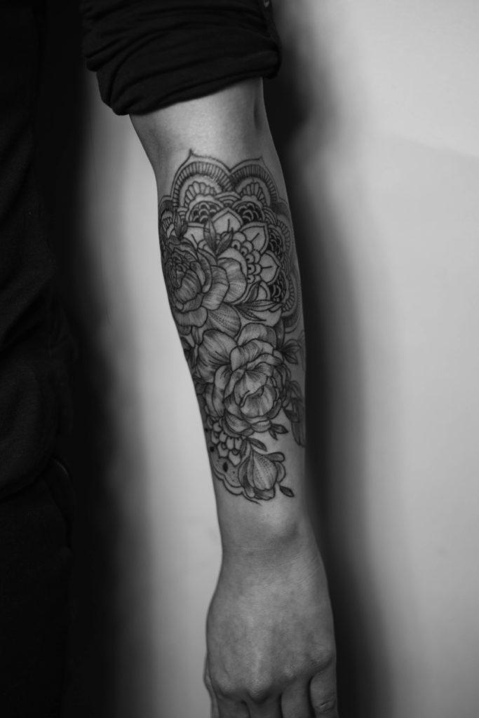 La peau dure tattoo tatouage paris